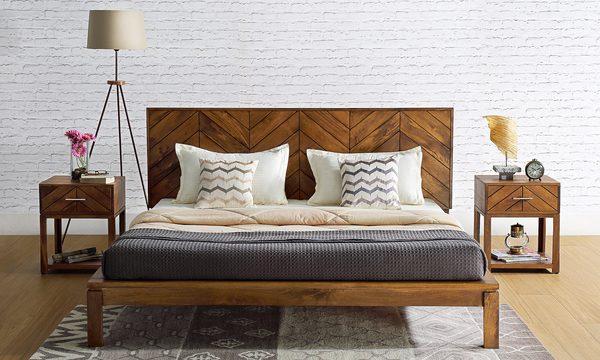 Monique King Size Bed