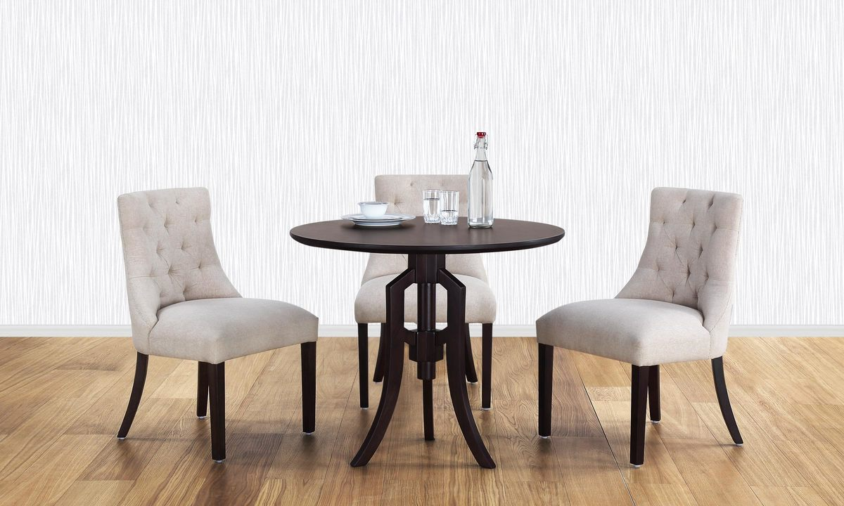 Buy patras 2 seater dining table online in india for Buy dining table