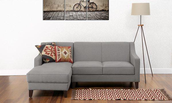 Hayden L Shape Left-aligned Sofa