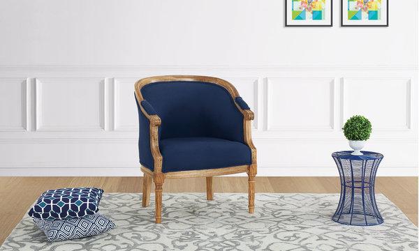 Alexandra Single Seater Sofa