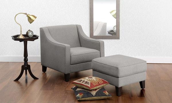Hayden Single Seater Sofa