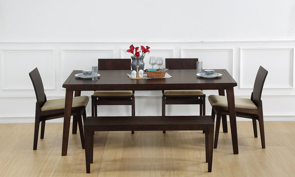 Eleanor 6 Seater Dining Table