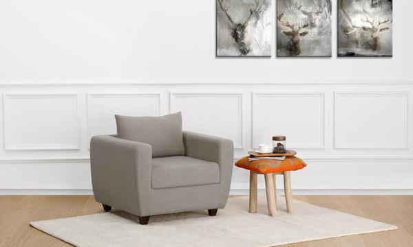 Josephine Single Seater Sofa