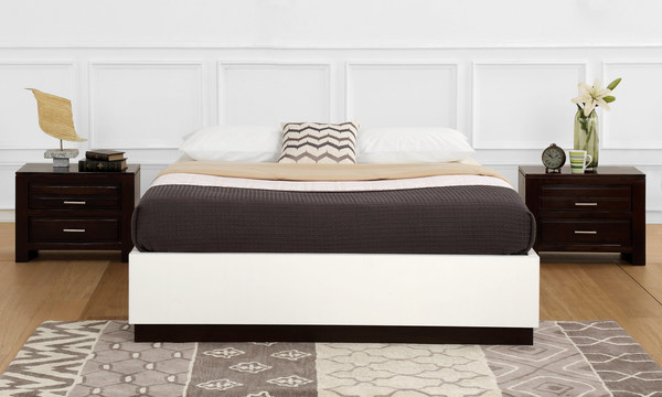 Ellie Hydraulic Bed Frame, Queen