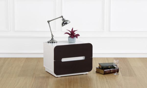 Clara  Nightstand With Storage