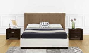 Karmen Hydraulic Bed, King