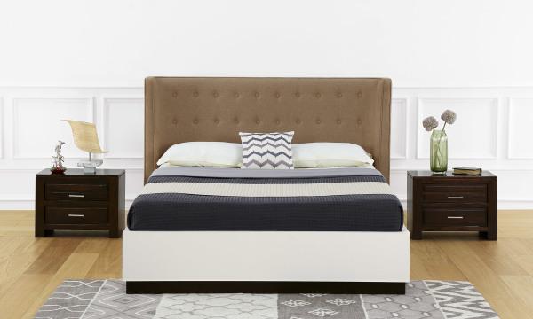 Karmen Hydraulic Bed, Compact Queen