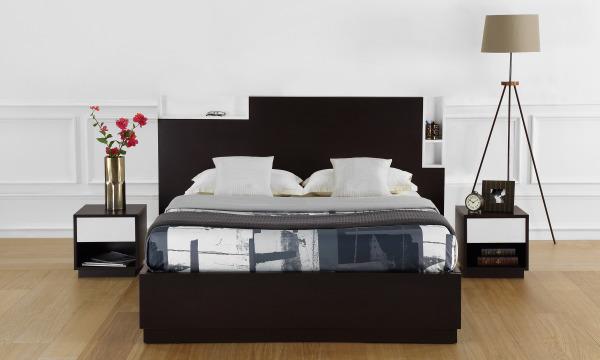 Preston Hydraulic Bed, Queen