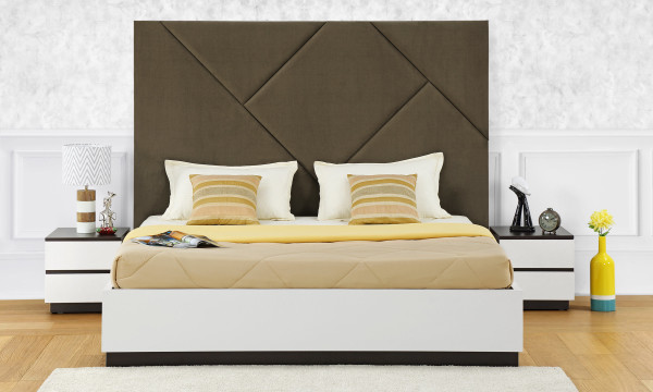 Irene Wall Hung Headboard, King, Tall