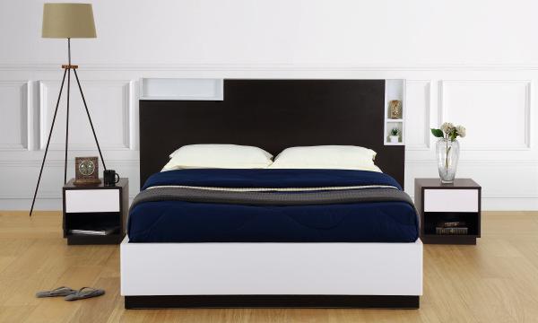 Preston Hydraulic Bed, King