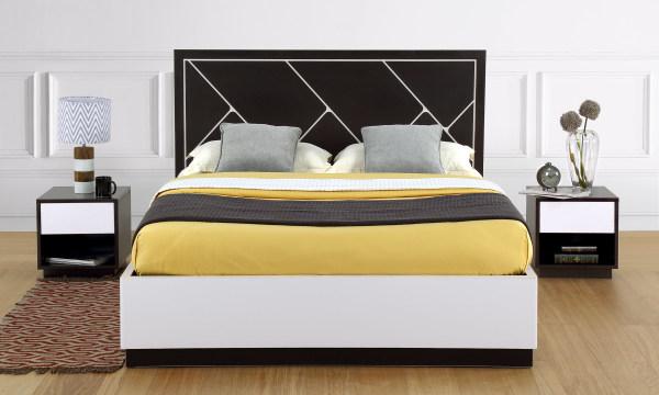 Kraten Hydraulic Bed King Size