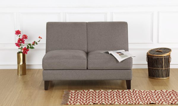 Hayden 2 Seater Sectional Without Arms