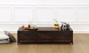 Iksha Coffee Table, with Storage