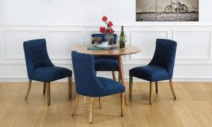 Hideki 4 Seater Dining Table