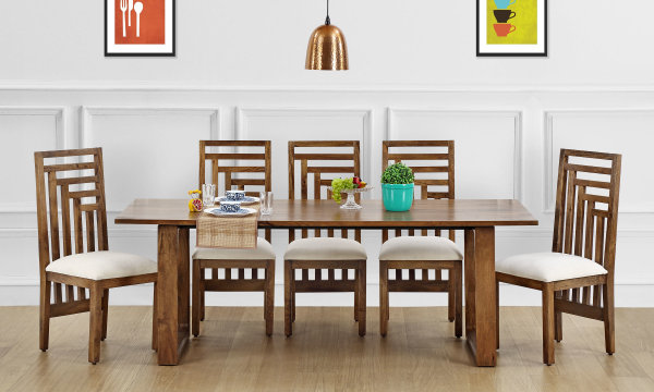 Marlow 8 Seater Dining Table