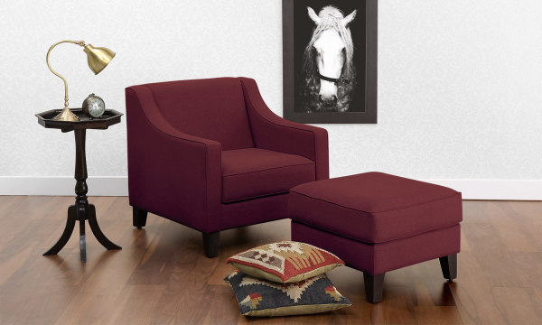 Hayden Single Seater Sofa