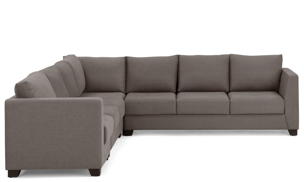 6 seater corner sofa bed sofa the honoroak for 6 seater sectional sofa