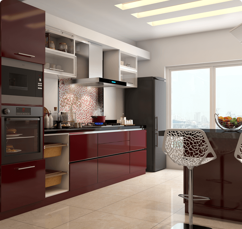 Modular Kitchen Designs Catalogue: Redefining The Modern Home Lifestyle